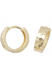 9CT YEL GOLD DC HINGED EARRINGS