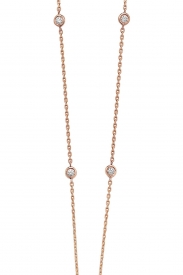 DIAMOND NECKLACE 16/17 INCH