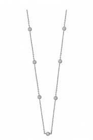 DIAMOND NECKLACE 24/25 INCH