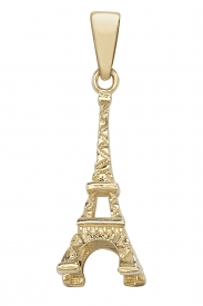 9CT GOLD EIFFEL TOWER
