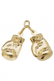 9CT YEL GOLD LRG DBL BOXING GLOVE PENDANT