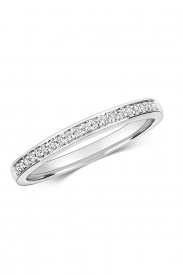 9CT Nova Range Diamond Eternity Ring